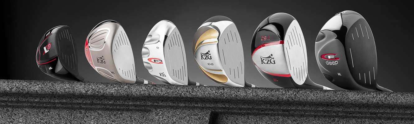 KZG Driver Clubs
