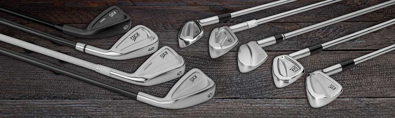 KZG Forged Irons