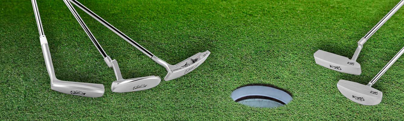 KZG Putters